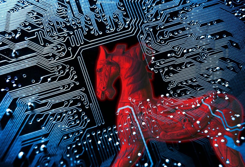 Как сделать троянский вирус ворующий пароли