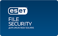 ESET File Security  Linux / BSD / Solaris