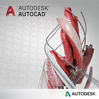 AutoCAD - including specialized toolsets AD