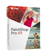 PaintShop Pro X9 Corporate Edition