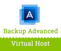 Acronis Backup 12.5 Advanced Virtual Host